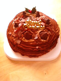 当分ケーキはいりませんっっ(´ω`;)